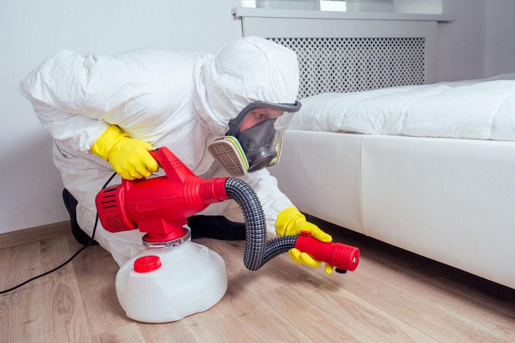 Local Pest Control Service Technician